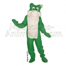 Buy cheap frog mascot costume. Fancy frog mascot costume. Discount frog mascot.