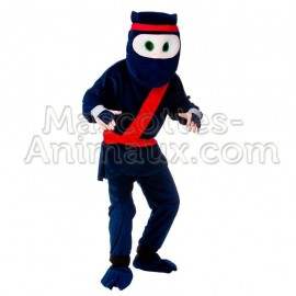Buy cheap ninja mascot costume. Fancy ninja mascot costume. Discount ninja mascot.