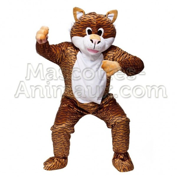 Buy cheap tiger mascot costume. Fancy tiger mascot cotume. Discount tiger mascot.