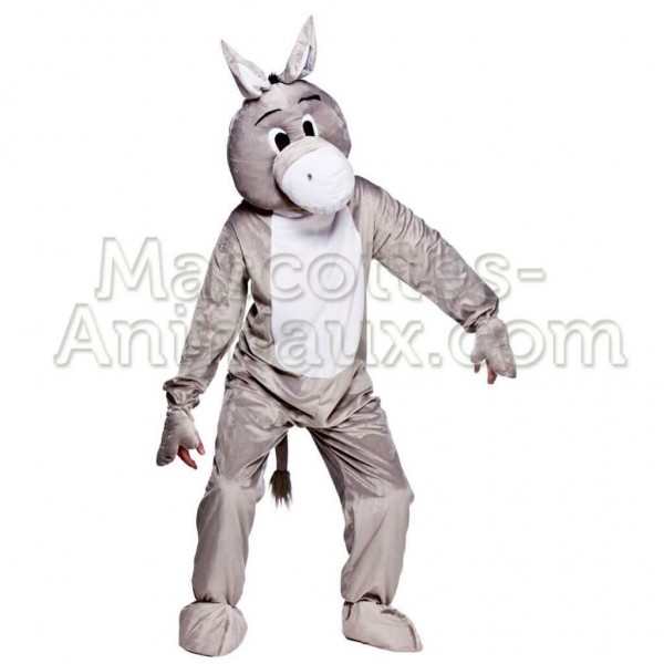 Buy cheap donkey mascot costume. Fancy donkey mascot costume. Discount dog mascot.