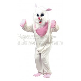 Buy cheap naughty rabbit mascot costume. Fancy naughty rabbit mascot costume. Discount rabbit mascot.