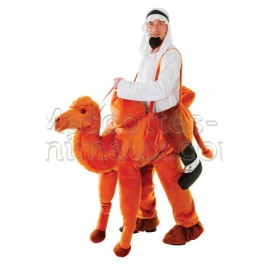 buy camel riding mascot costume