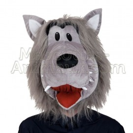 buy cheap wolf mascot head costume. Fancy wolf mascot head costume. Discount wolf mascot head.