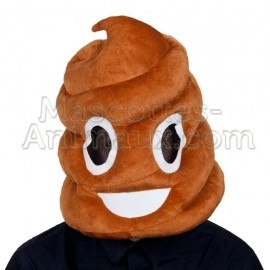 Buy cheap dung mascot head costume. Fancy dung mascot head costume. Discount dung mascot head.