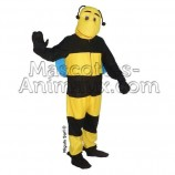 Buy cheap bee mascot costume. Fancy bee mascot costume. Discount bee mascot.