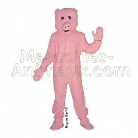 Buy cheap pig mascot costume. Fancy pig mascot costume. Discount pig mascot.