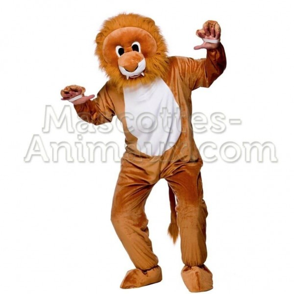 Buy cheap lion mascot costume. Fancy lion mascot costume. Discount lion mascot.