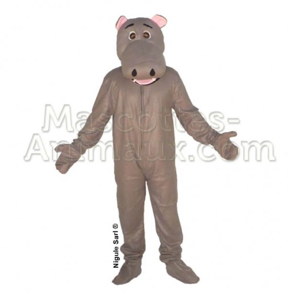 Buy cheap hippo mascot costume. Fancy hippo mascot costume. Discount hippo mascot.
