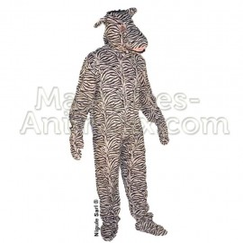 Buy cheap zebra mascot costume. Fancy zebra mascot costume. Discount zebra mascot.